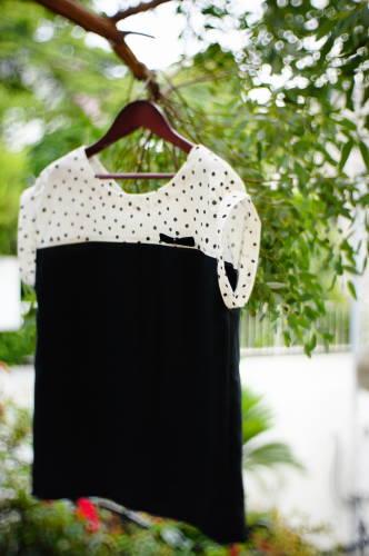 フロントバックドレス(2)